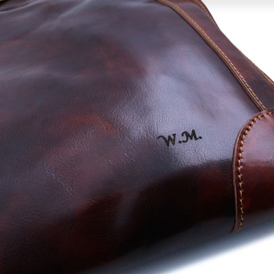 Customised Leather Accessories and Corporate Branding
